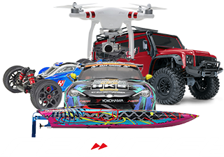 REDRIFT is the largest radio controlled model store in Latvia